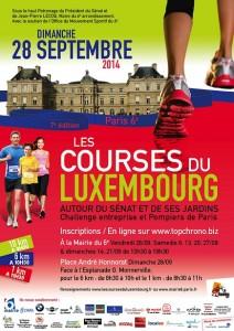 10Km du luxembourg 2014 - J-1