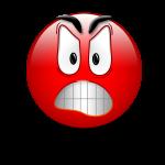 smiley-en-colère
