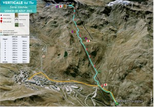 val tho trophy 2015 parcours