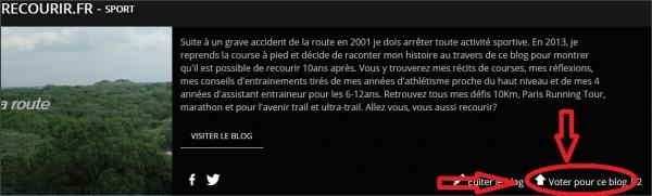 La Nuit des Blogs Recourir.fr