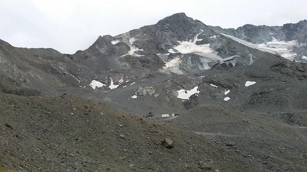 Glacier de Peclet