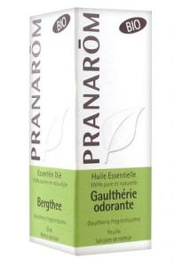 huile essentielle gaultherie odorante