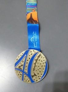 paris versailles 2017 medaille face